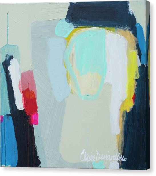 Canvas Print - A Hundred by Claire Desjardins