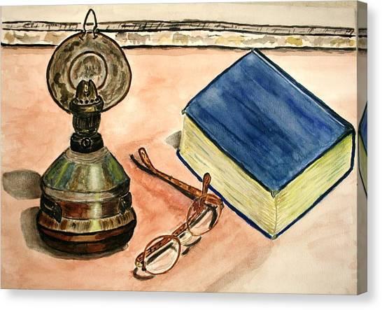 A Lampion. Canvas Print