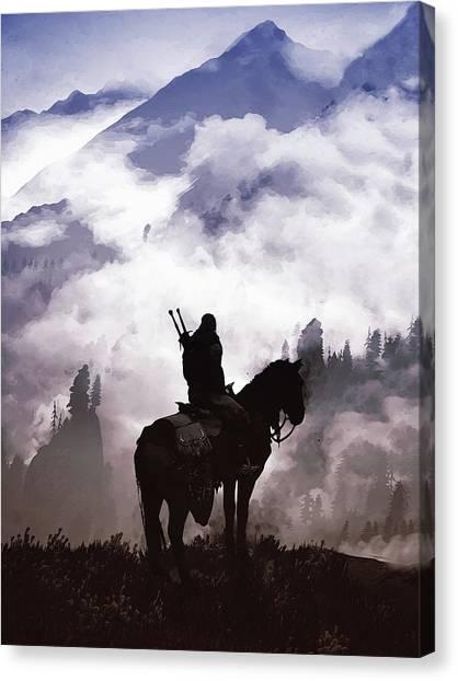 A Lifetime Of Adventure Canvas Print