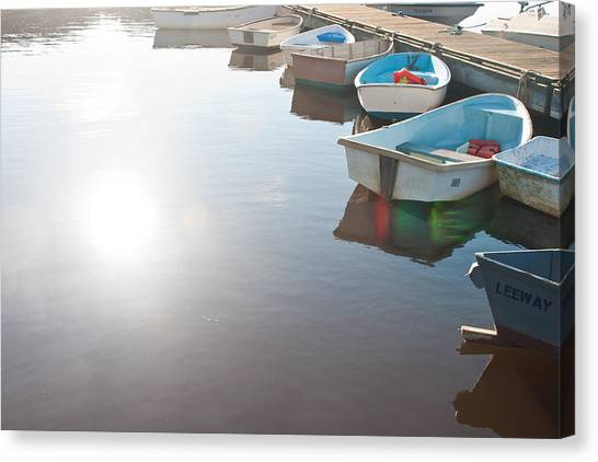 A Little Leeway Canvas Print