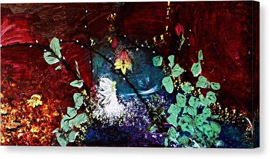A Midsummer Night's Dream Canvas Print
