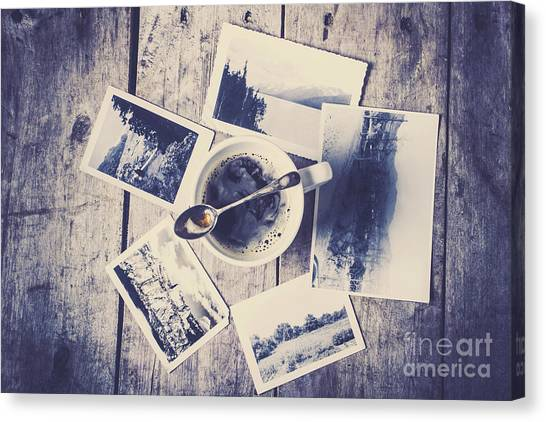 Tea Time Canvas Print - A Moment by Jorgo Photography - Wall Art Gallery
