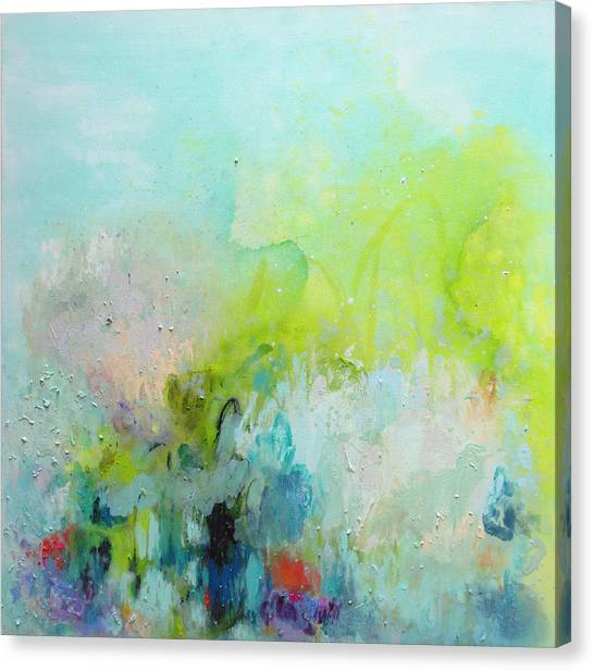 Canvas Print - A Most Delicate Situation by Claire Desjardins