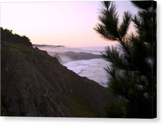 A New Day Ragged Point Canvas Print