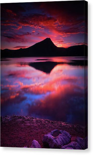 A New Start Canvas Print