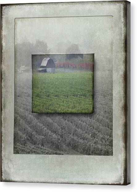 A Noir Tale Canvas Print