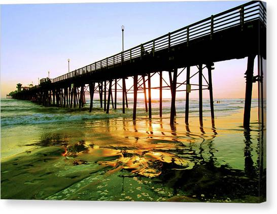 A Perfect Place Canvas Print