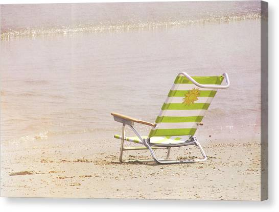 A Perfect Vacation Canvas Print by JAMART Photography