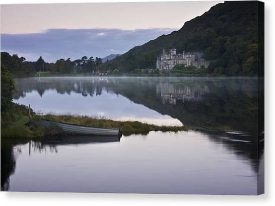 A Place For Introspection Canvas Print by Gary Rowe