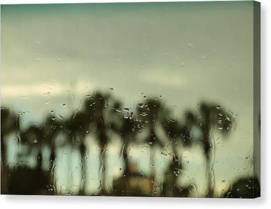 A Rainy Day Canvas Print