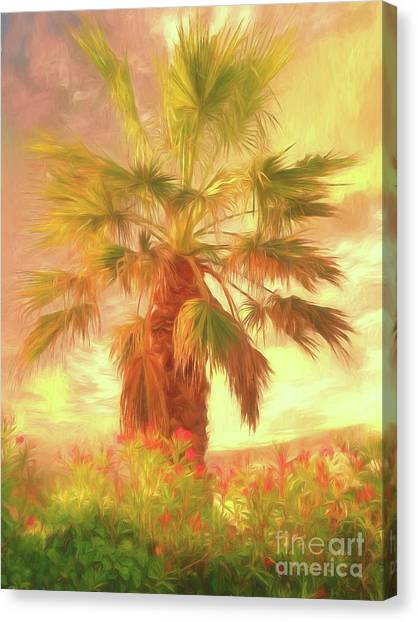 Canvas Print featuring the photograph A Refreshing Change Of Scenery by Leigh Kemp