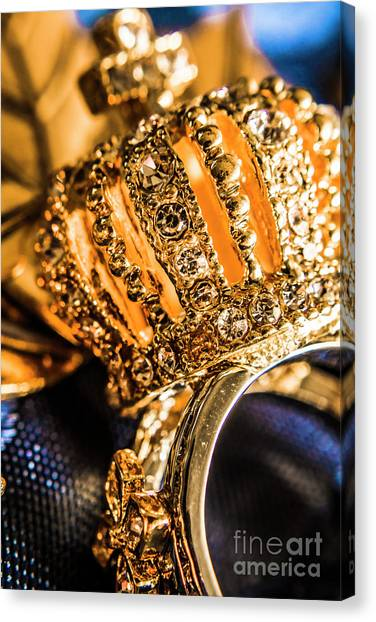 Gemstones Canvas Print - A Royal Engagement by Jorgo Photography - Wall Art Gallery
