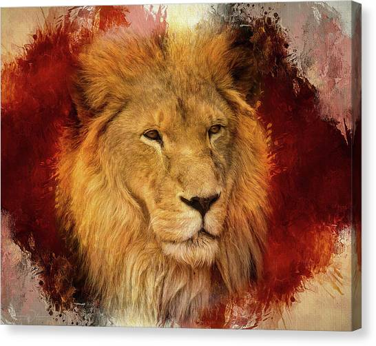 A Tribute To Asante Canvas Print