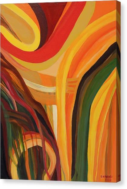 A Vision Canvas Print
