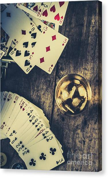 Rum Canvas Print - A Whisky Bet by Jorgo Photography - Wall Art Gallery