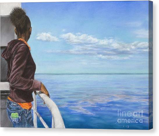 Abaco Dream Canvas Print