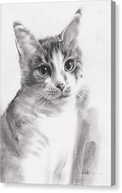 Abbie Canvas Print
