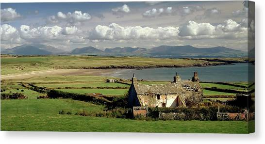 Aberffraw Isle Of Anglesey Canvas Print
