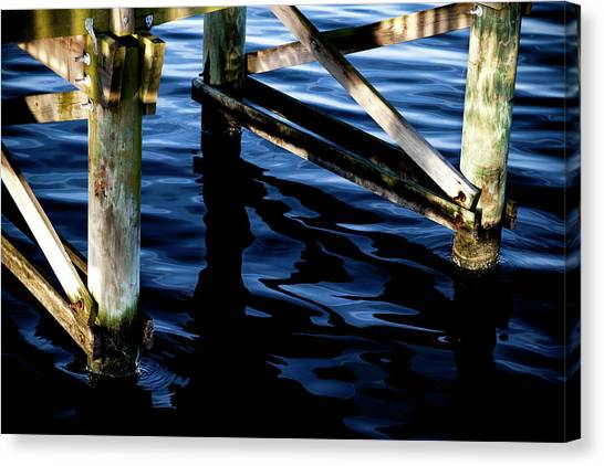 Above Water Canvas Print