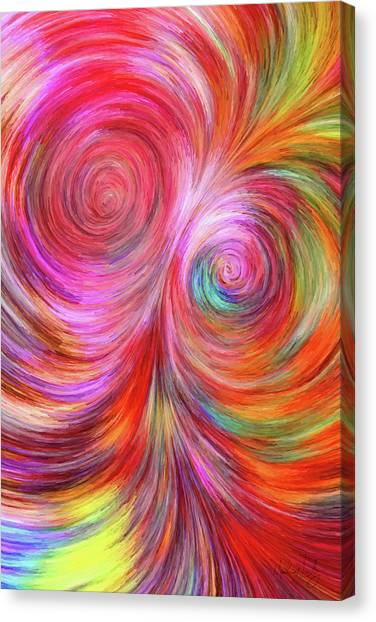 Abstract 072817 Canvas Print