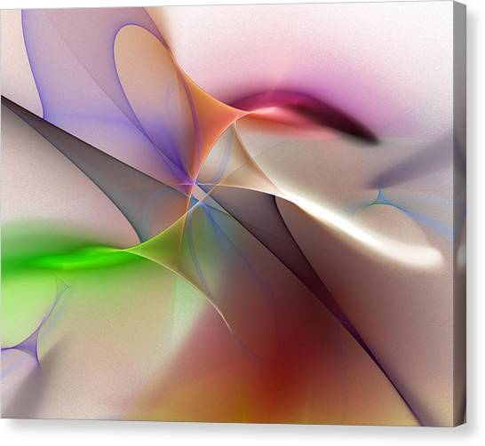 Abstract 082710 Canvas Print