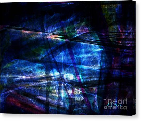 Abstract-20a Canvas Print