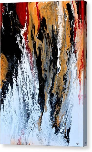 Parapet Canvas Print