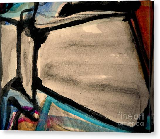 Abstract-22 Canvas Print