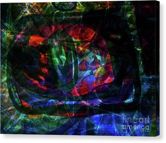 Abstract-34 Canvas Print