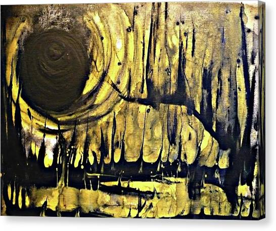 Abstract 8 Canvas Print