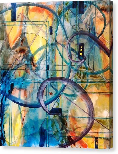 Abstract Appeal Canvas Print