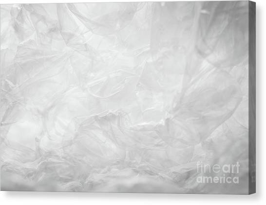 Warped Canvas Print - Abstract Bubble Wrap by Edward Fielding
