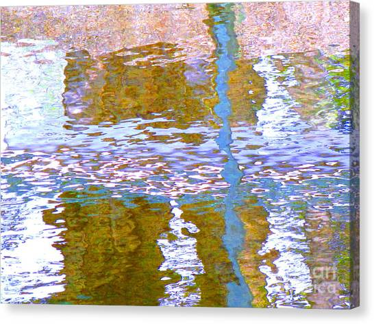 Abstract Directions Canvas Print