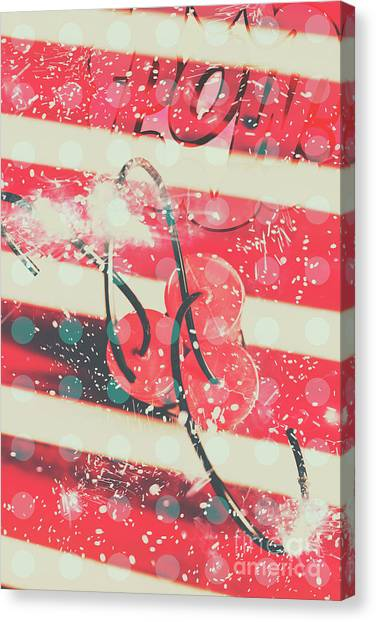 Bombs Canvas Print - Abstract Dynamite Charge by Jorgo Photography - Wall Art Gallery
