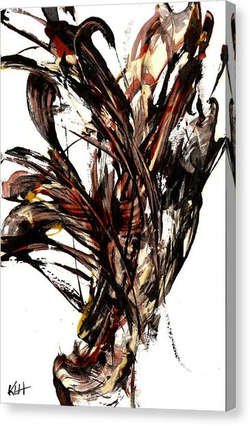 Abstract Expressionism Series 58.121210 Canvas Print