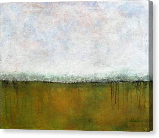Abstract Landscape #311 Canvas Print