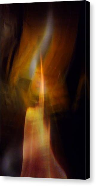 Abstract Light Canvas Print