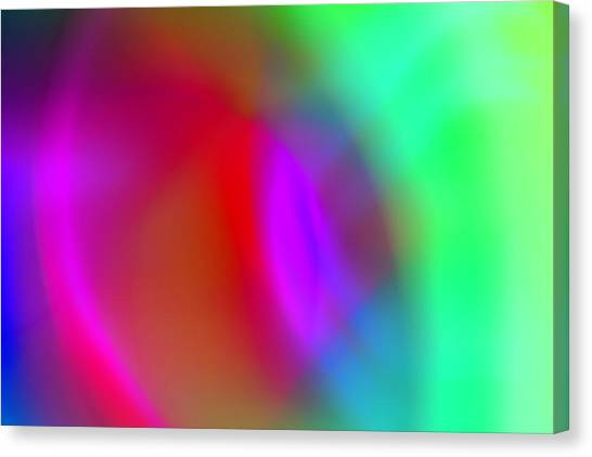 Abstract No. 3 Canvas Print