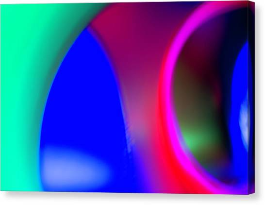 Abstract No. 9 Canvas Print