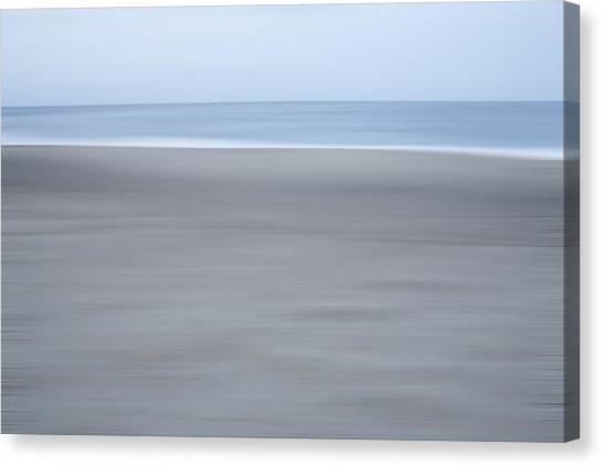 Abstract Seascape No. 10 Canvas Print