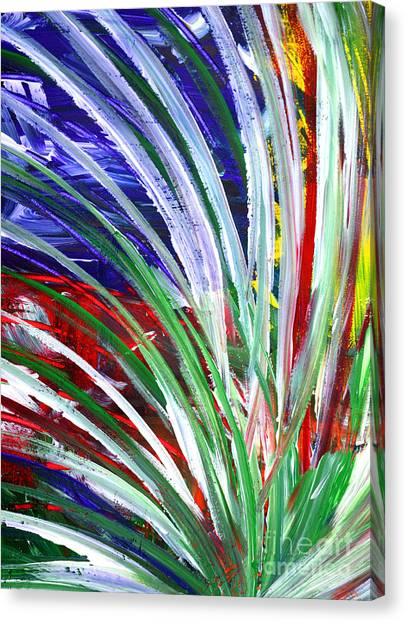 Abstract Series C1015bp Canvas Print