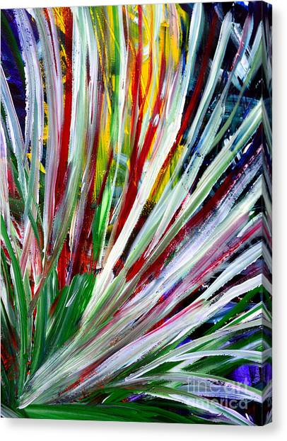 Abstract Series C1015cp Canvas Print