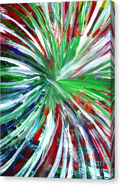 Abstract Series C1015dp Canvas Print