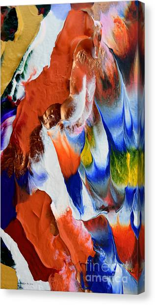 Abstract Series N1015bp Copy Canvas Print