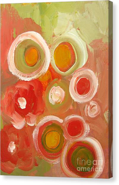 Abstract Viii Canvas Print