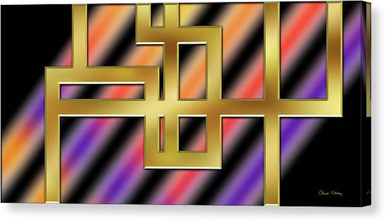 Abstraction 8 Canvas Print