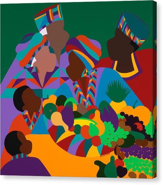 Canvas Print - Abundance by Synthia SAINT JAMES