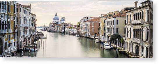 Accademia Bridge Canvas Print