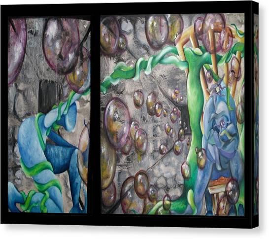 Access  Canvas Print