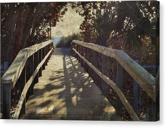 Access Point Canvas Print by Steve Cole